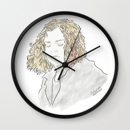 -Clarke- Wall Clock