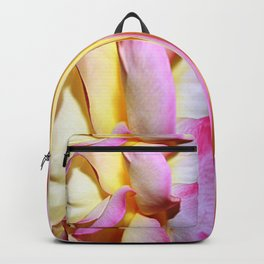 Peace Rose Petals Backpack