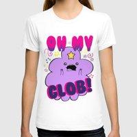 lumpy space princess T-shirts featuring Lumpy Space Princess by WaXaVeJu