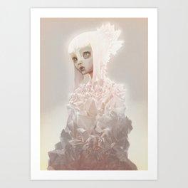 To Sleep Art Print
