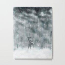 Ghosts & Mist Metal Print
