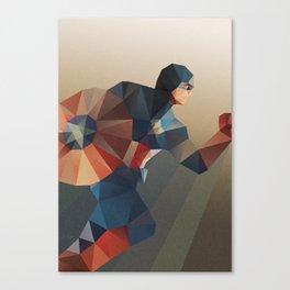 Captain Canvas Print
