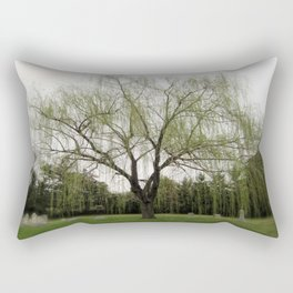 Weeping Rectangular Pillow