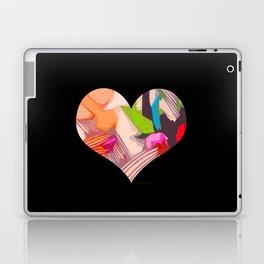 Deco Heart remix Laptop & iPad Skin