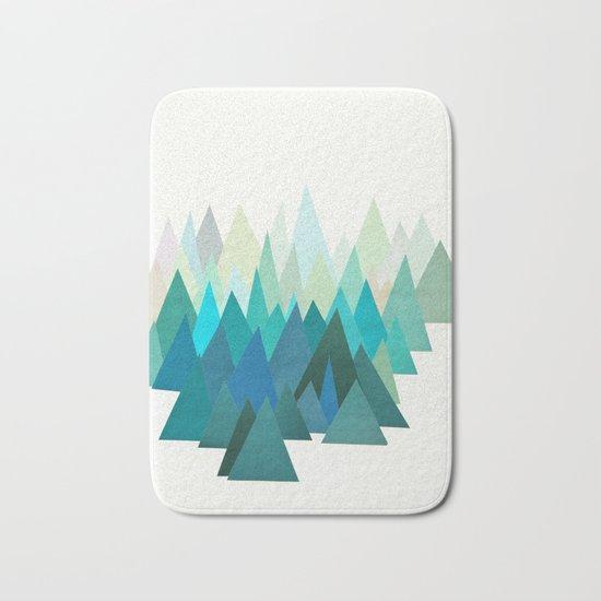 Cold Mountain Bath Mat