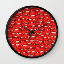 flaming lips Wall Clock