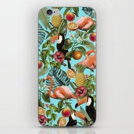 The Tropics || #society6artprint #society6 iPhone Skin