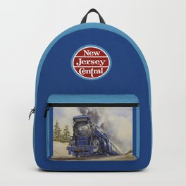 The Seashore's Finest Train Backpack