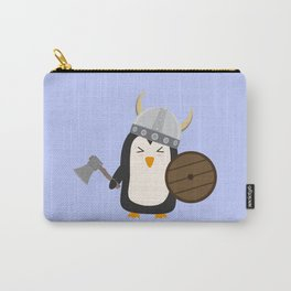 Penguin Viking   Carry-All Pouch