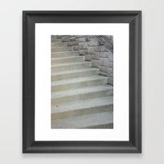 UporDown Framed Art Print