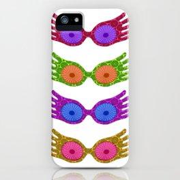 Luna's Spectrespecs iPhone Case
