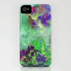 Jade Storm iPhone (4, 4s) Slim Case