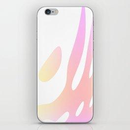 Pastel Design iPhone Skin