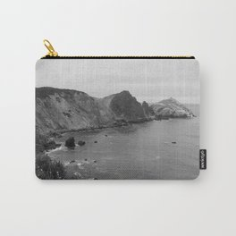 A Summer Drive Along Highway One in California Carry-All Pouch