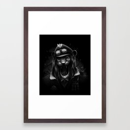 The General Framed Art Print