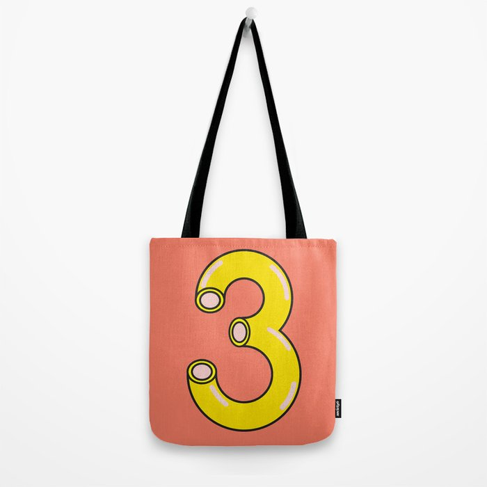Macaroni 3 Tote Bag