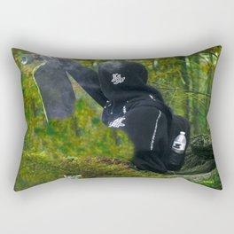 LA LA Rectangular Pillow