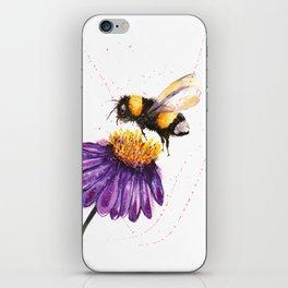 BUMBLE BEE II iPhone Skin