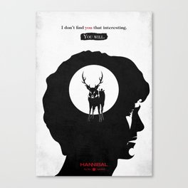 Hannibal - Apéritif Canvas Print