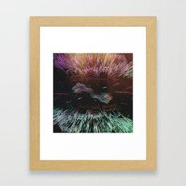 RØM Framed Art Print