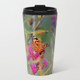 August Butterfly Travel Mug