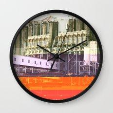 Halifax   Project L0̷SS   Wall Clock
