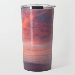 Haleakala Summit Sunset Travel Mug
