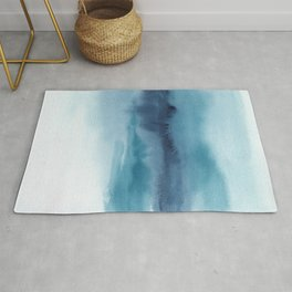 Abstract Landscape Painting Rug