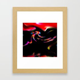 Abstract Perfection 39 Framed Art Print