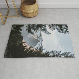 Natural Framing | Nature and Landscape Photography Rug