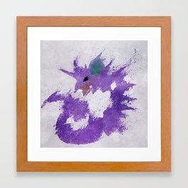 #034 Framed Art Print
