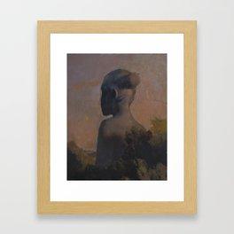 Monolith II Framed Art Print