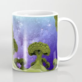 Broccoli Planet Coffee Mug