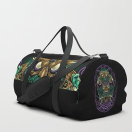 Grand Horned Owl Duffle Bag