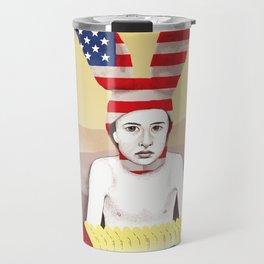 Mixed emotions Travel Mug