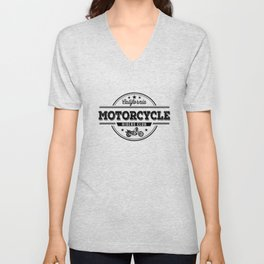 California Motorcycle Riders Club Unisex V-Neck