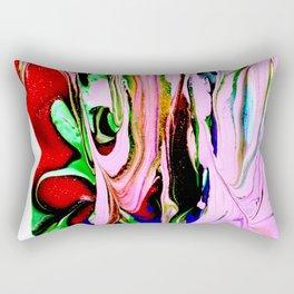 Abstract Me Rectangular Pillow