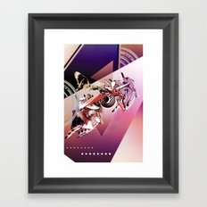 Flight of Ikaru Framed Art Print