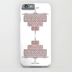 Patterned Cake Slim Case iPhone 6s