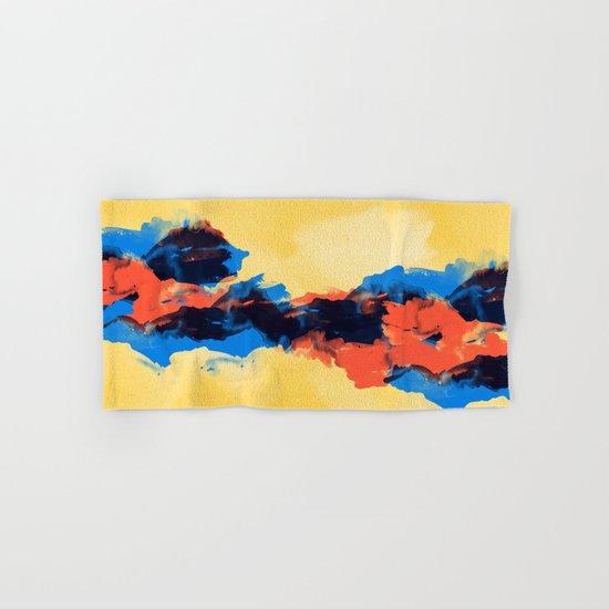 Tectonic Hand & Bath Towel