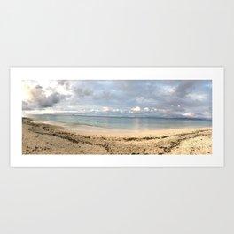 Fiji Art Print