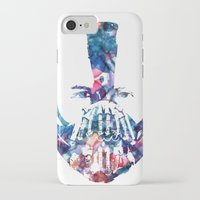 bane iPhone & iPod Cases featuring Bane by NKlein Design