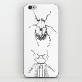 June Beetles iPhone Skin