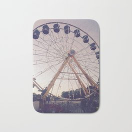 Ferris Wheel Bath Mat