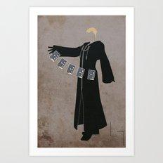 Luxord Art Print