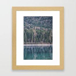 Bavarian Herbst Framed Art Print