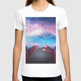 Cold summer nights T-shirt