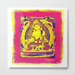 Thanka (3) Metal Print