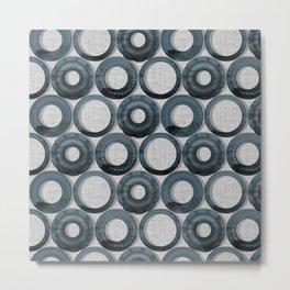 For Wheels Metal Print