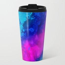 Green Mermaid Travel Mug